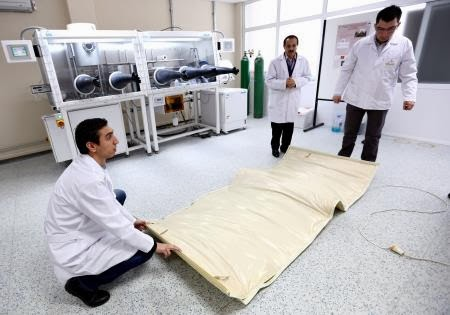 ısı yayan tekstil ürünleri