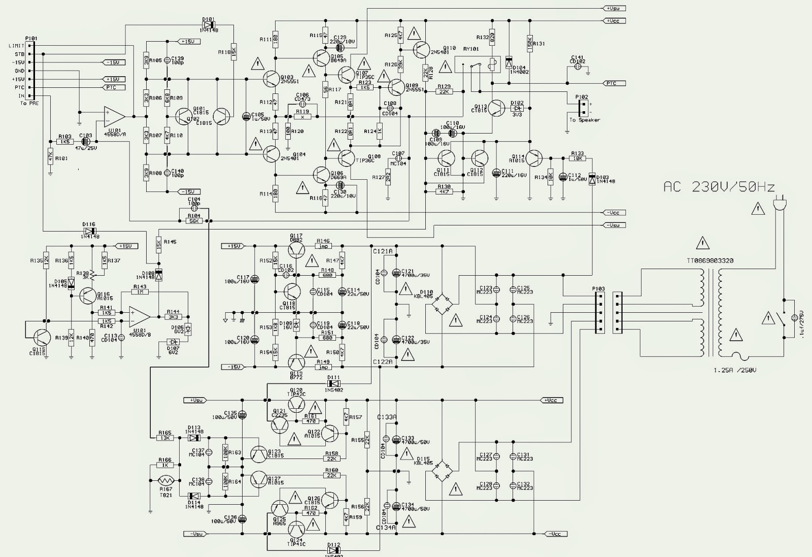 Infinity Primushcsch 230 Hcs Schematic Circuit Diagram Electro 230v Wiring Click On The Schematics To Zoom In