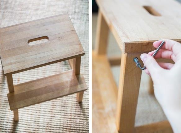 Miss lacraft transformar un mueble en una pieza chic - Transformar un mueble ...