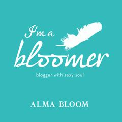 Alma Bloom, lencería sexy y sensual