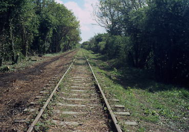 The Gosport main line