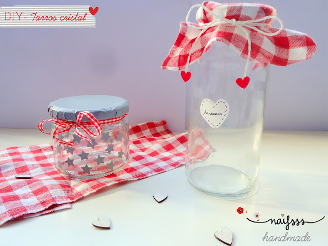 Recicla tarros de cristal - conservas