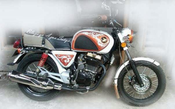 motorcycle com kongres cb indonesia dan sewindu new cb boyolali