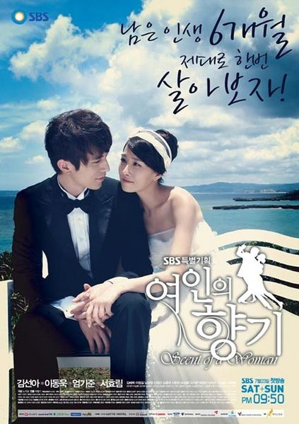 Sinopsis Drama Korea Scent of a Woman Episode 1-16 Terakhir