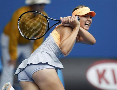 Sharapova on Maria Sharapova 2011  Sports Wallpaper