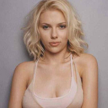 Scarlett johansson bra size matchless
