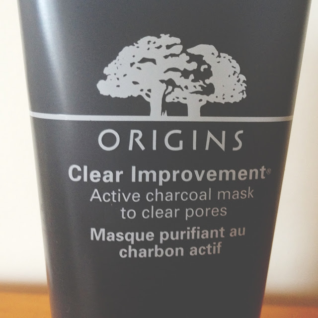 Origins Clear Improvement Charcoal Mask