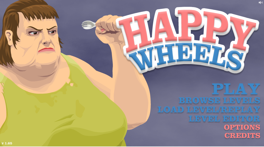 happy wheels com game