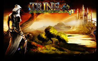 Trine HD Wallpaper