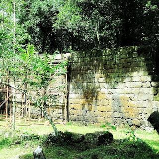 Ruínas da redução de Santa Maria La Mayor.
