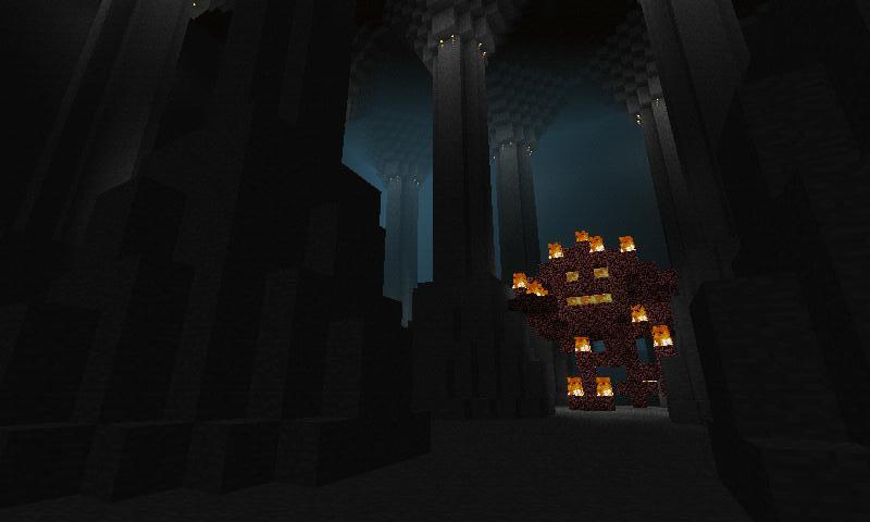 Minecraft Карта Мория - guardianspb