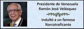 Fotos del Presidente Ramón José Velasquez