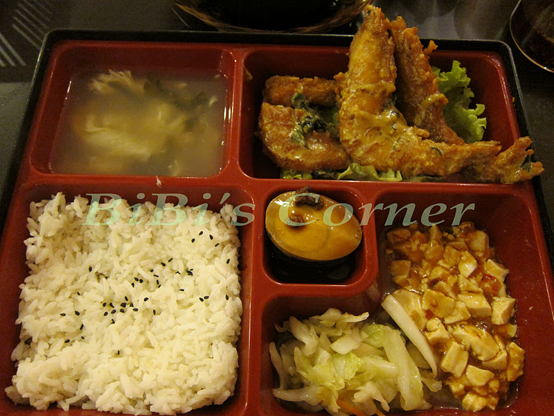 Bento lunch box penang food street sushi tei penang bento for 101 taiwanese cuisine menu