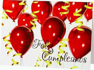 Tarjetas Feliz Cumpleaños, parte 3