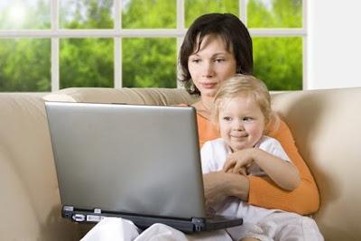 Bekerja ala Mom NetPreneur