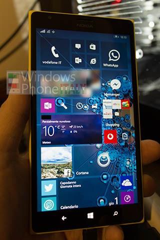 Windows 10, windows phone