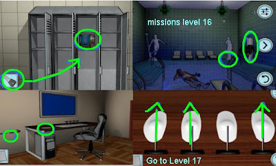 100 missions level 17