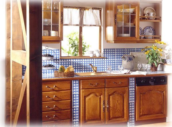 Cozinhas Rústicas Trazem Uma Sensação De Casa De Campo, Um Clima De ~ Decoracao De Interiores Cozinha Rustica