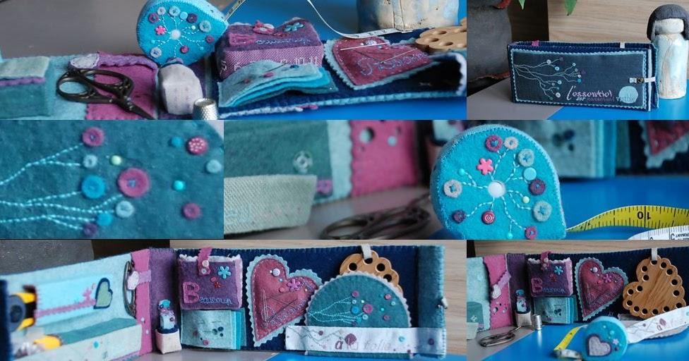 Atelier des mains une trousse de couture essentielle for Trousse de couture ancienne