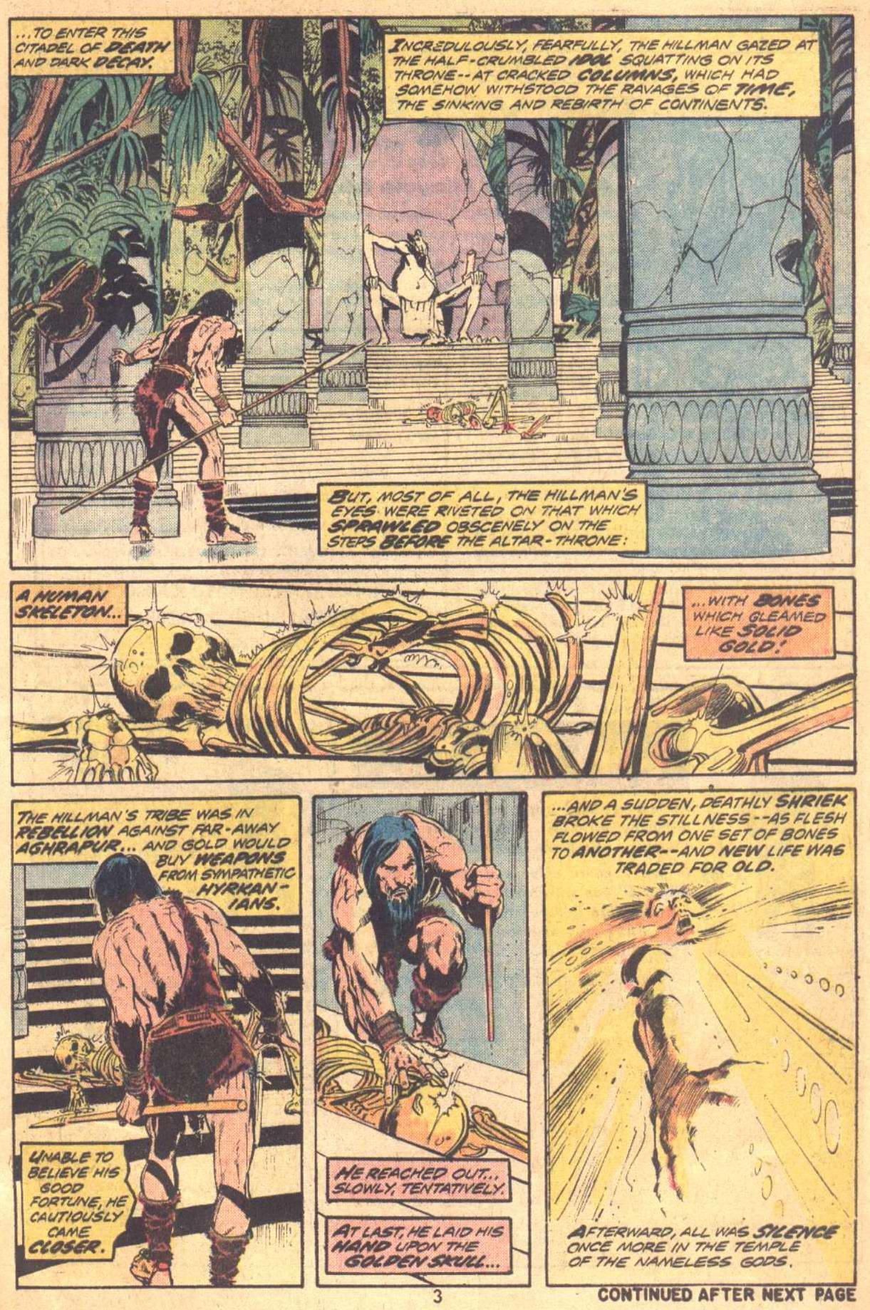 Conan the Barbarian (1970) Issue #37 #49 - English 4
