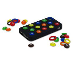 M&M's dotties Case for iPhone 4 by Incipio