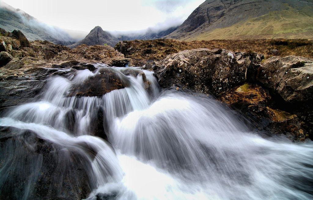 Fairy Pools Isle Of Skye Ecosia