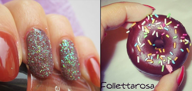 nail art donuts