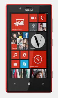 Gambar dan harga Nokia Lumia 720 Windows 8 Smartphone