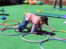 El juego ayuda en el desarrollo del niño y niña