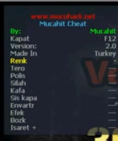 Point Blank Turkiye Wallhack D3D9 Hile injektörsüz Oyun Botu indir