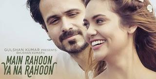 Main Rahoon Ya Na Rahoon Guitar CHORDS, Hindi song by Armaan Malik