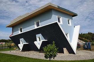 Rumah Terbalik - Jerman