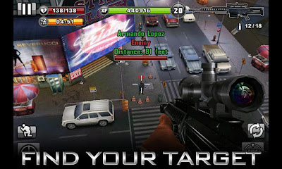 Contract Killer v1.5.1 Apk | Game Android - mediafire download