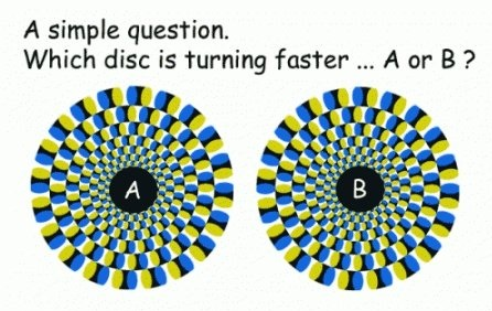 mind trick, illusion, funny, clever, tricks, discs