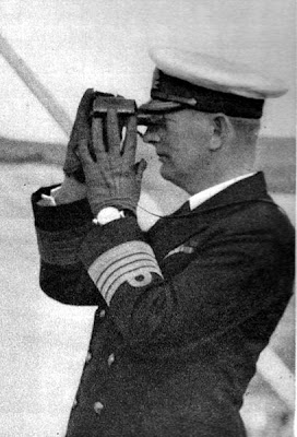 Polish Naval Commander RearAdmiral Jozef Unrug (1930 ranked Captain)