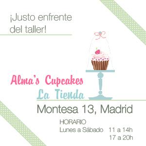 Ven a verme en Madrid!