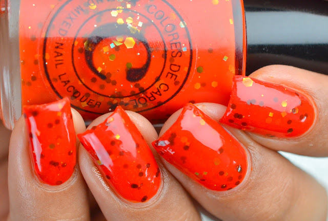 Colores De Carol Pumpkin Blood