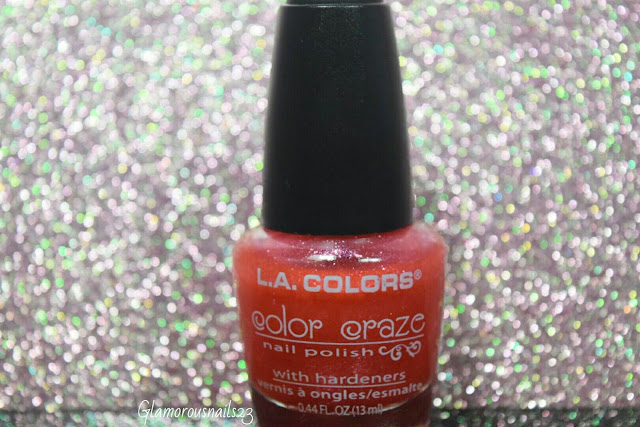 "L.A. Colors Color Craze ""Coral Reef"""