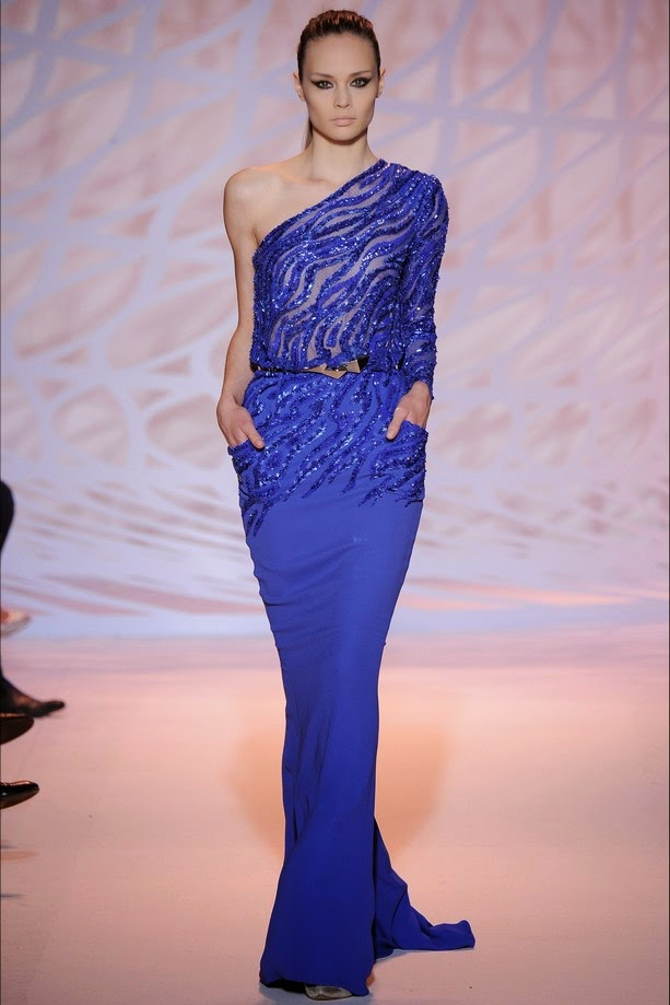 Excepcional Zuhair Murad Cocktail Dress Modelo - Vestido de Novia ...