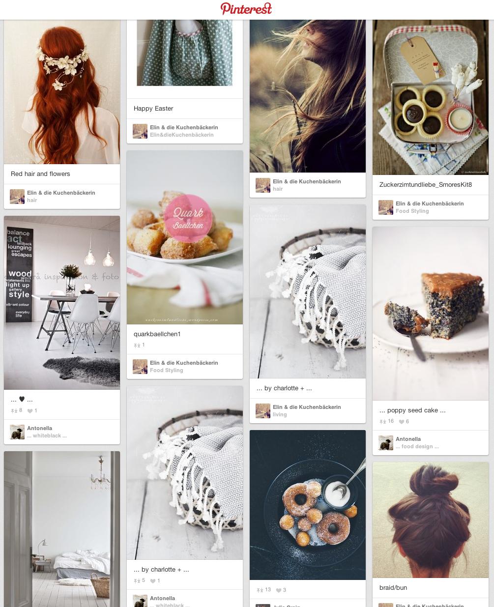 Schöne Dinge entdecken auf Pinterest