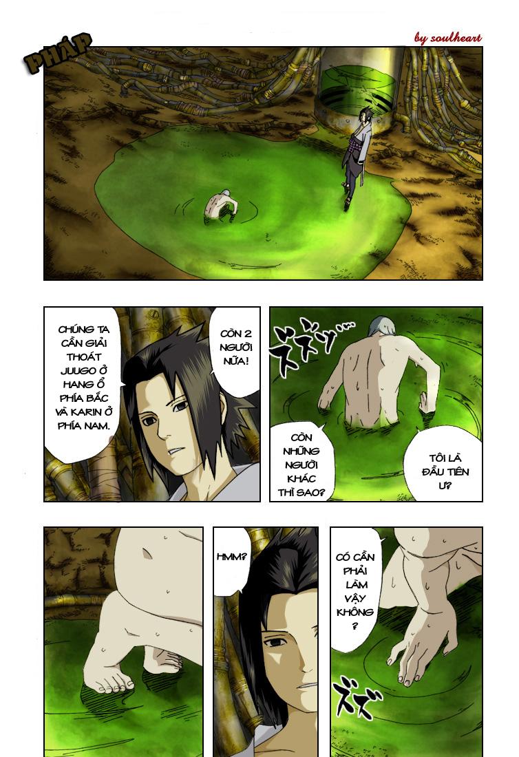 Naruto chap 347.Color Trang 1 - Mangak.info