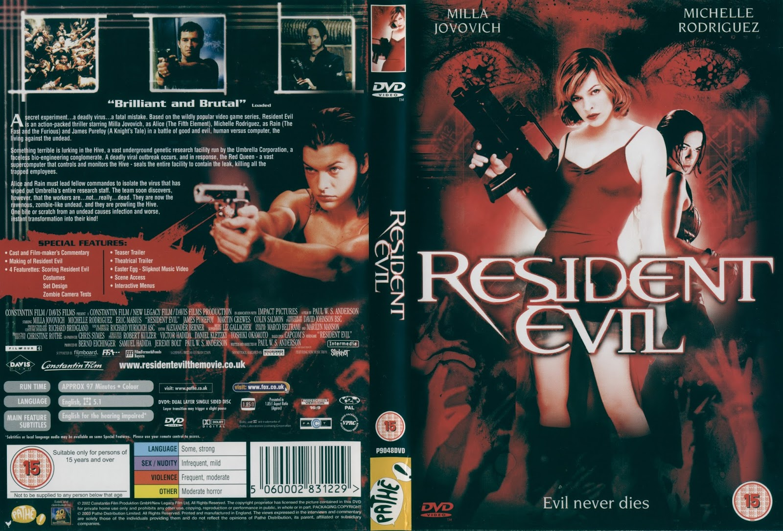 Pornohd resident evil exposed movies