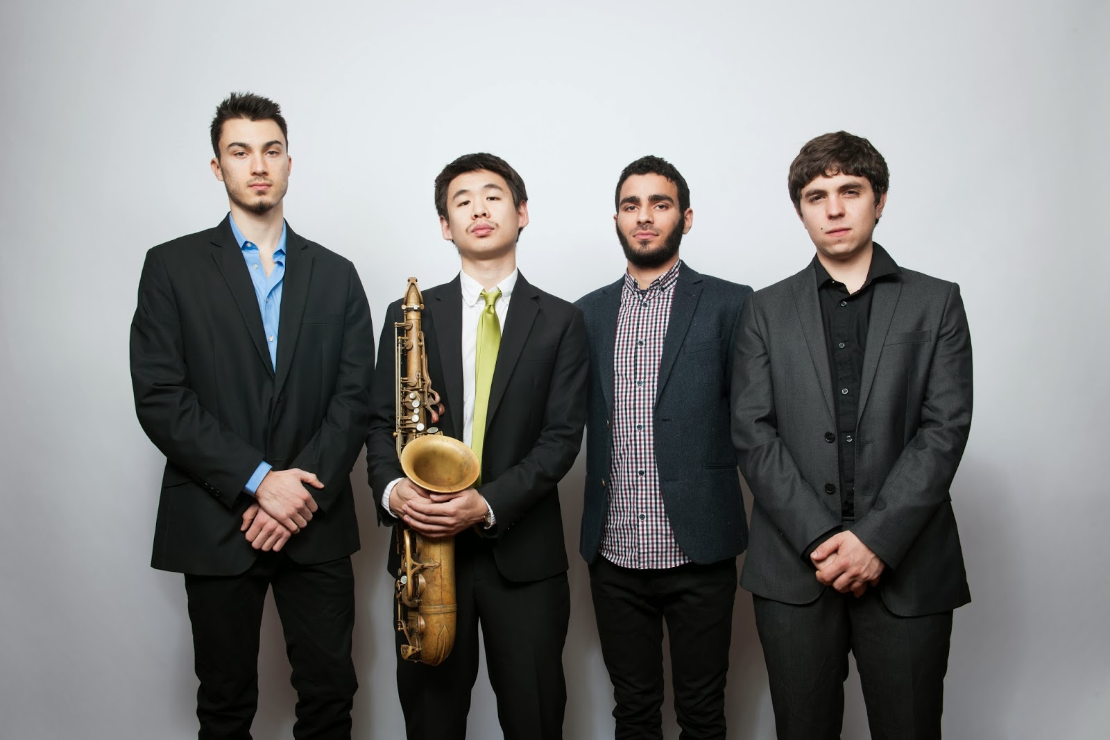 Great On Paper Jazz Quartet — Kevin Sun, Isaac Wilson, Simón Willson, Robin Baytas