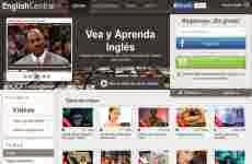 EnglishCentral: aprender inglés online con lecciones en video