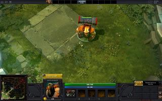 early game, earthshaker, dota 2