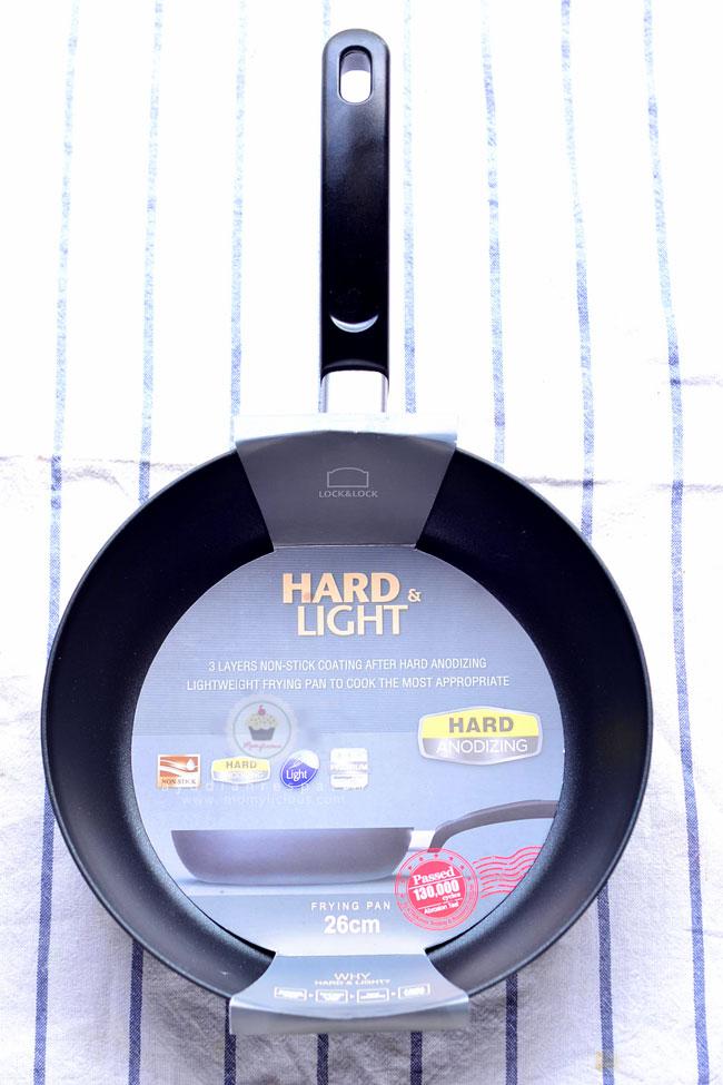 Wajan Hard & Light dari LOCK&LOCK