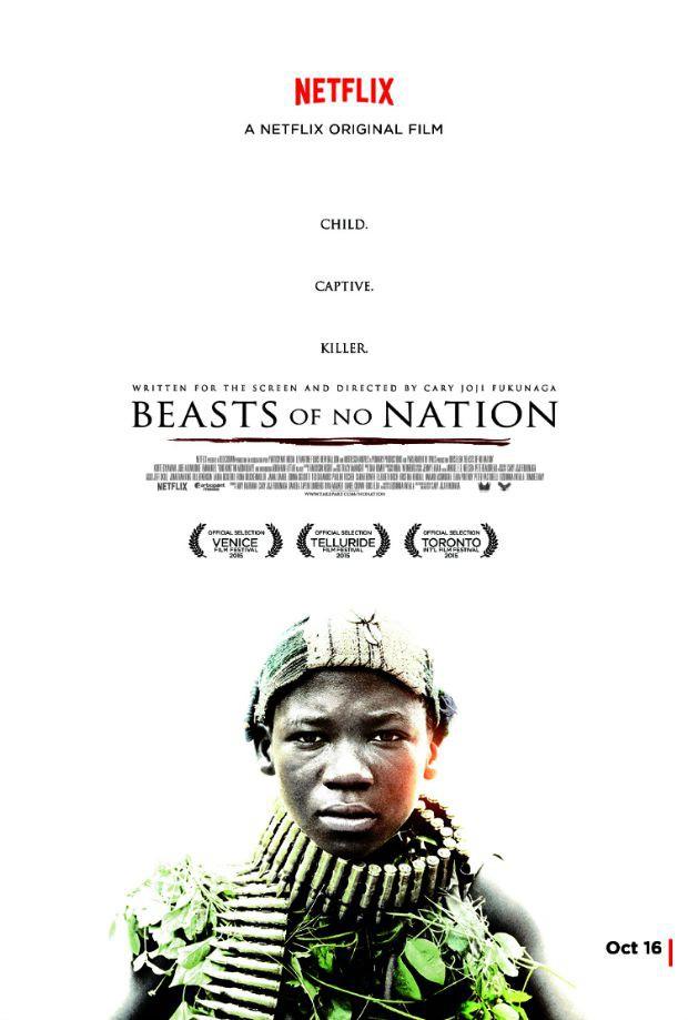 Tội Ác Chiến Tranh - Beasts of No Nation