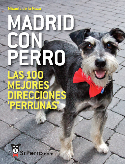 Sr Perro Madrid with dogs guide