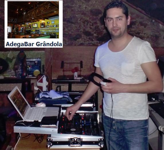 DJ Rui Miguel @ AdegaBar - Grândola