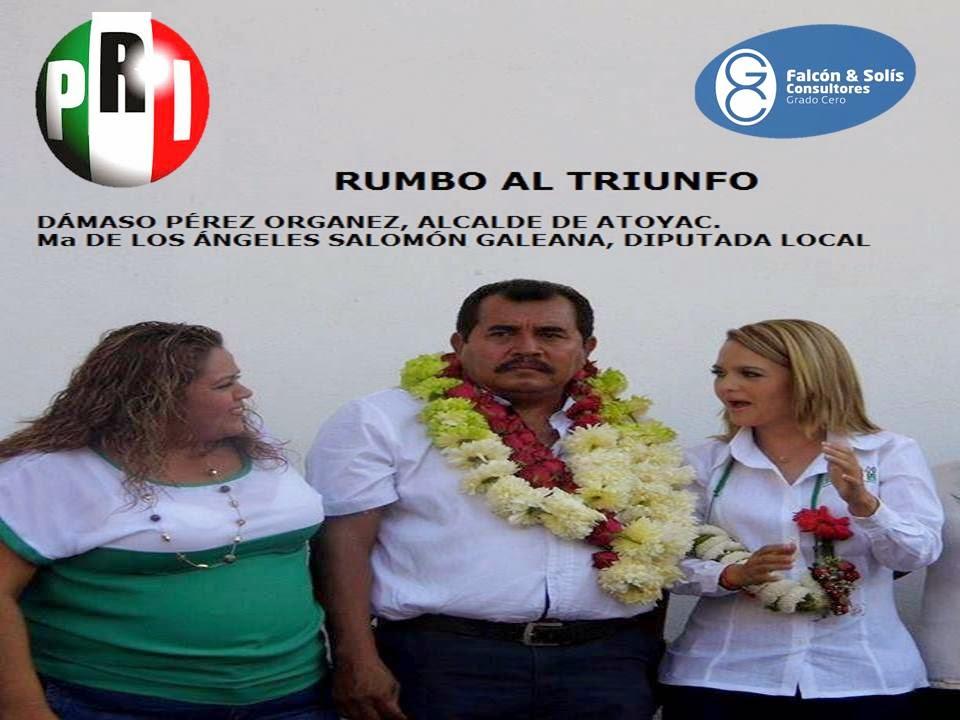RUMBO AL TRIUNFO PRI 2015